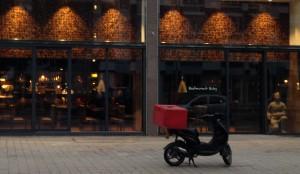 Restaurant Ruby amsterdam RAI
