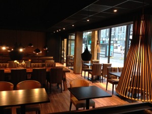Restaurant amsterdam quality food in a quality atmosphere