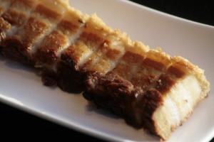 E2 Siu Nam Crispy pork belly.
